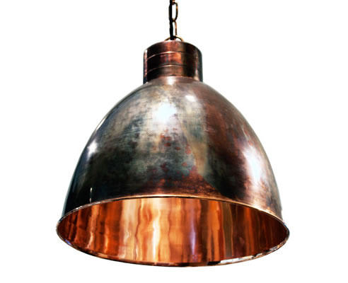 Copper Lamp Shade Mother Of Pearl Amp Sons Waterloo Nsw 2017
