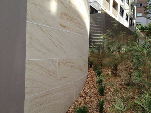 Natural Stone Veneer Cladstone Stone Design Holroyd Nsw 2142