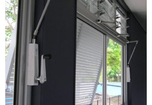 Manual Window Control Systems Unique Window Services