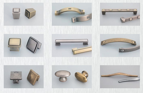 Hampton shaker style knobs and handles kethy australia for Hampton style kitchen handles