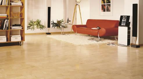 Cork Floors Floating