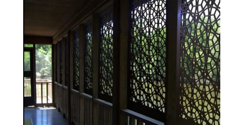 Decorative And Privacy Screens Qaq Architectural