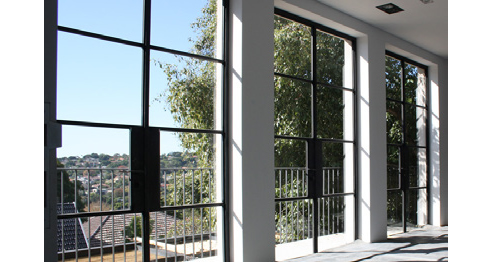 Contemporary Steel Windows And Doors Steel Windows And