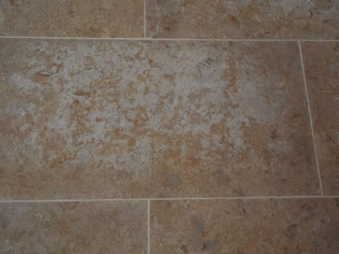 How To Prevent Efflorescence On Limestone Tiles Dry Treat