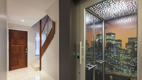 Custom built elevators sydney from easy living elevators for Easy living elevators