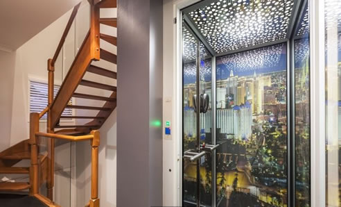 Custom built elevators sydney from easy living elevators for Easy living elevators