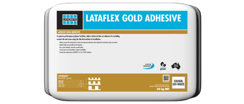 Thin Set Tile Adhesive Lataflex Gold Video With Laticrete