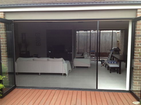 Retractable Window Screens Clearshield Victoria