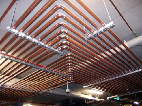 Gas And Water Pipe Fitting System Viega