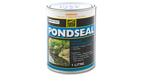 Pondseal Coloured Waterproofing Membrane | Duram