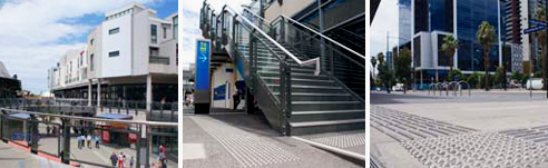 ProStep safety stair nosing from CTA Australia