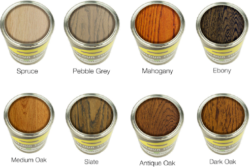 Natural beauty of wood with Whittle Waxes