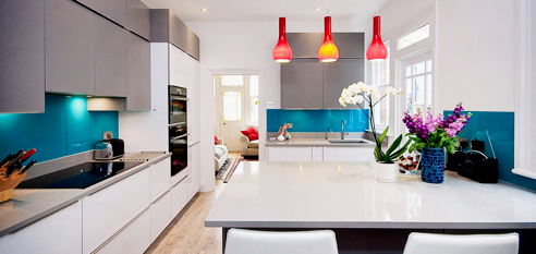 Kitchen splashbacks reflections - Splashback alternatives ...