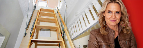 Attic ladder solutions from Attic Ladders
