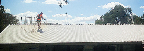 Roof substrates from Cocoon Coatings