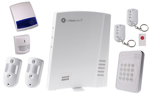 Vesta All In One Home Security Solution