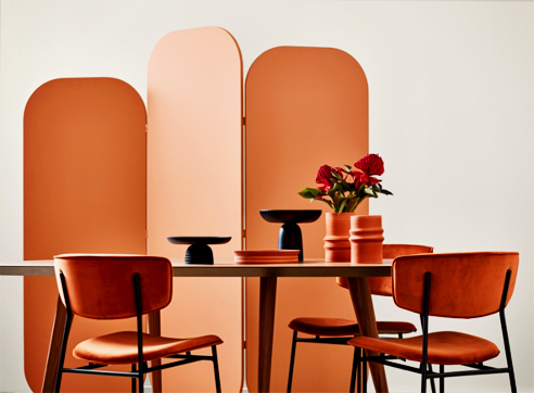 Rich paint hues from Dulux