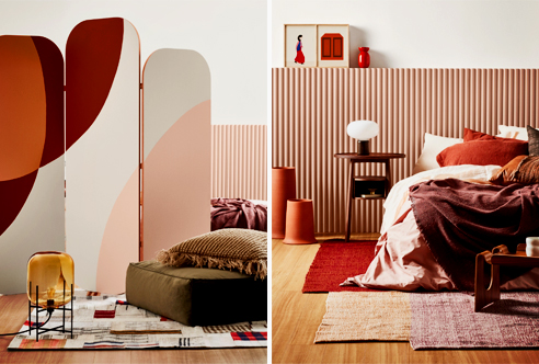Autumnal paint hues from Dulux