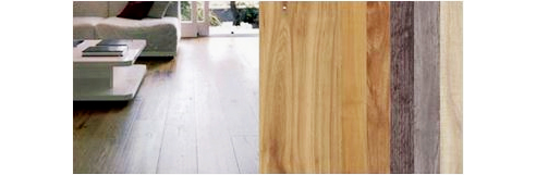 Realistic wood flooring from Sherwood Enterprises