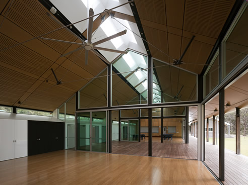 Sustainable Timber Finished Ceiling Lining