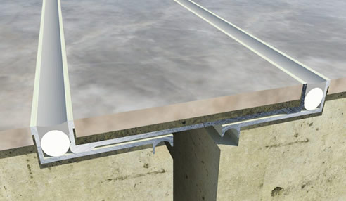 Concrete Expansion Joint