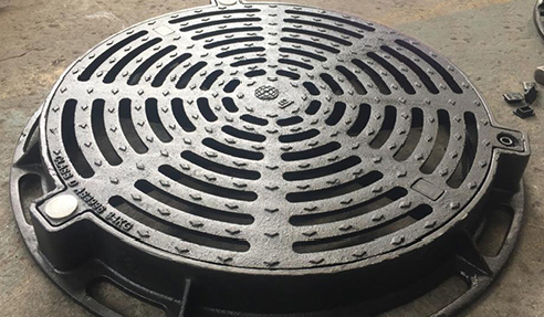 Bolt-down Ductile Iron Grates from EJ