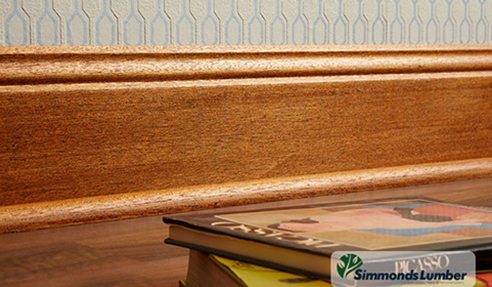 Meranti and Radiata Timber Mouldings from Simmonds Lumber