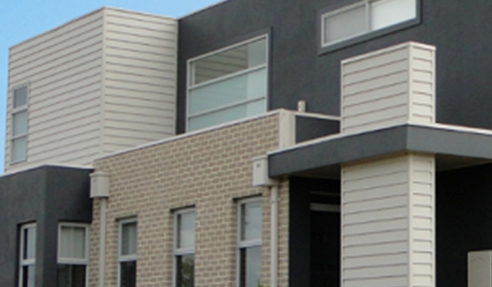 Scyon™ Axon™ Residential Cladding by CSP from Hazelwood & Hill