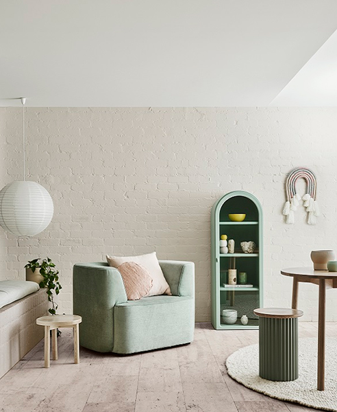 Seasonal Paint Trends - Summer