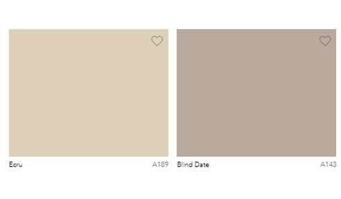 Seasonal Paint Trends - Summer Earth Tone