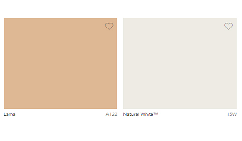 Seasonal Paint Trends - Summer Beige