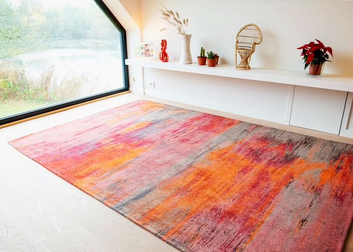 Contemporary Rugs from De Poortere