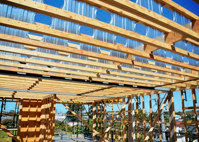 Timber for Major High-Rise Buildings from The Tilling Group