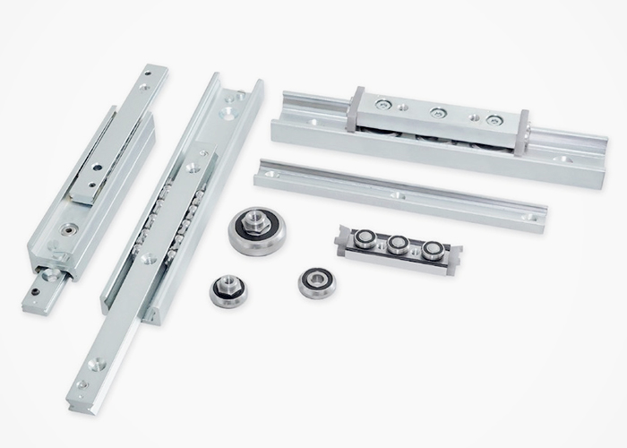 Linear Motion Guides for Machinery from D&D Barry