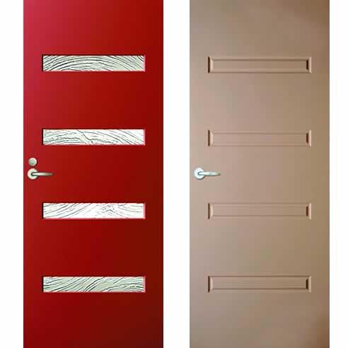 Corinthian Doors & Internal doors match entrance doors with Corinthian.