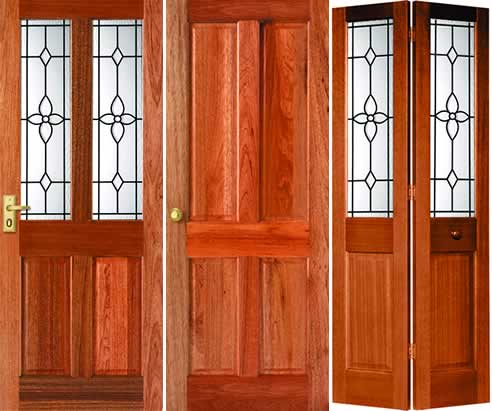 Corinthian Doors & Internal doors match entrance doors with Corinthian.