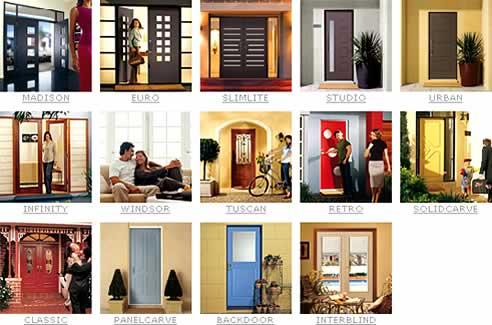 Entrance doors from Corinthian Doors. & Corinthian Entrance Doors - unsurpassed range of timber feature doors.