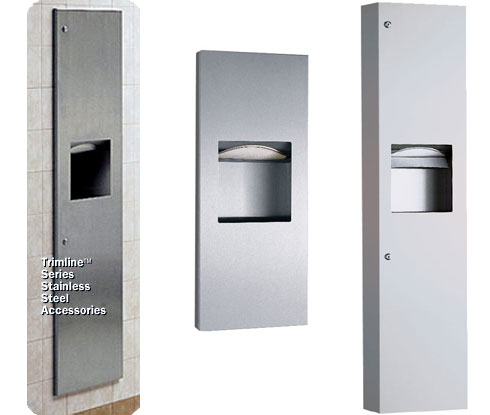 Trimline Range Of Accessories Brings Outstanding Streamlined Architectural Style To Commercial