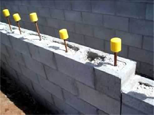 Retaining wall details for engineers from Electronic Blueprint