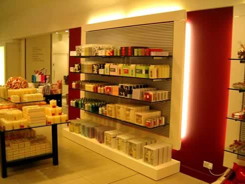 Microslat Wall Display And Shelving Solutions