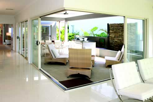 Alfresco Stacker Doors From Trend Windows Amp Doors
