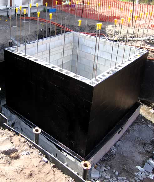 underground tanking wetlock can tailor a solution for your project