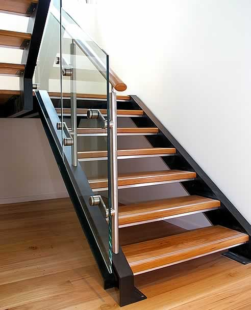 Stair And Staircase Design With Ironbark Blacksmithing