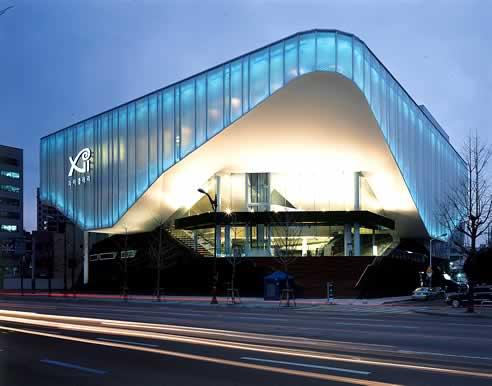 Makmax australia textile facades for Architecture textile