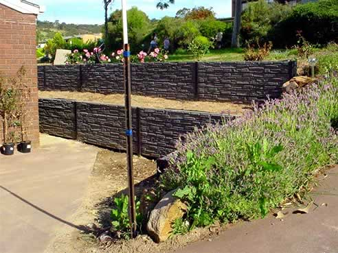 Landscaping Retaining Walls From Outback Sleepers Australia