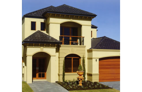 the solid choice in decorative external mouldings