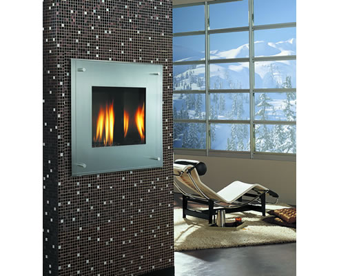 Soho Decorative Gas Fire From Agnews