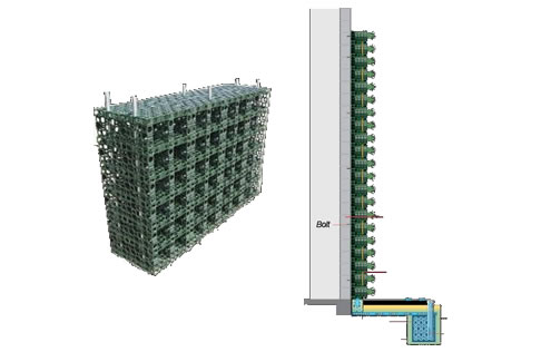 Vertical Garden System Sydney From Atlantis Corporation