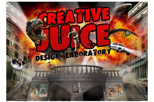 Creative Juice Lab Graphic Design Logos Signage By