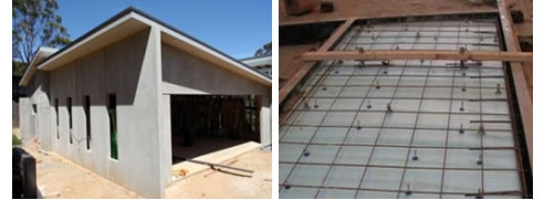 Thermomass Insulated Precast Concrete Panels Adelaide